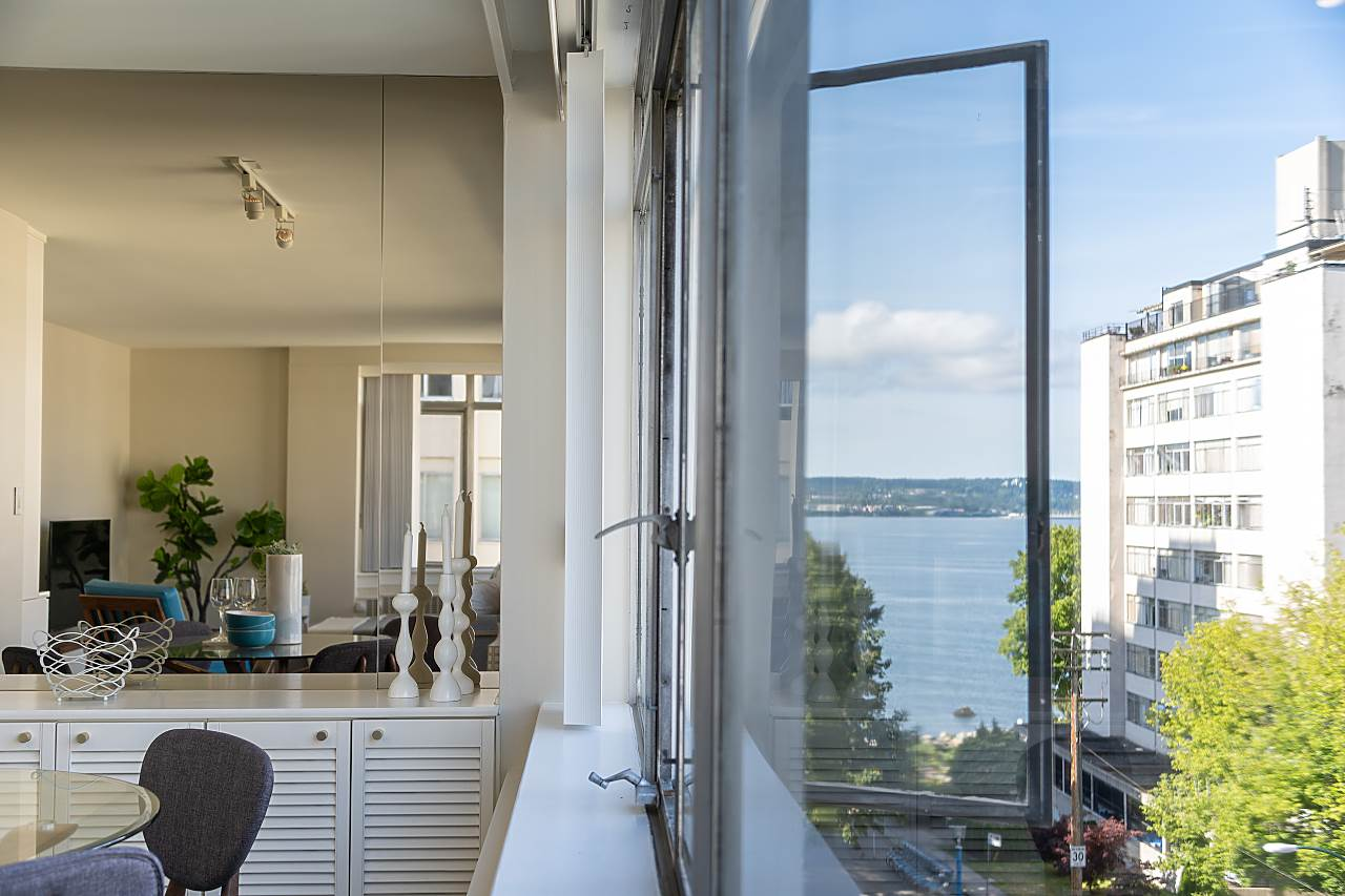 509 1975 PENDRELL STREET - West End VW Apartment/Condo for sale, 1 Bedroom (R2483021) - #1