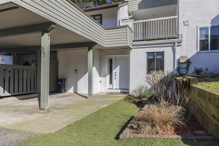 37 2830 W BOURQUIN CRESCENT - Central Abbotsford Townhouse for sale, 2 Bedrooms (R2483050)