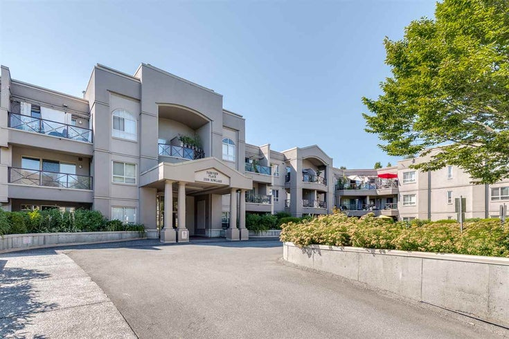 303 2109 ROWLAND STREET - Central Pt Coquitlam Apartment/Condo for sale, 1 Bedroom (R2483064)