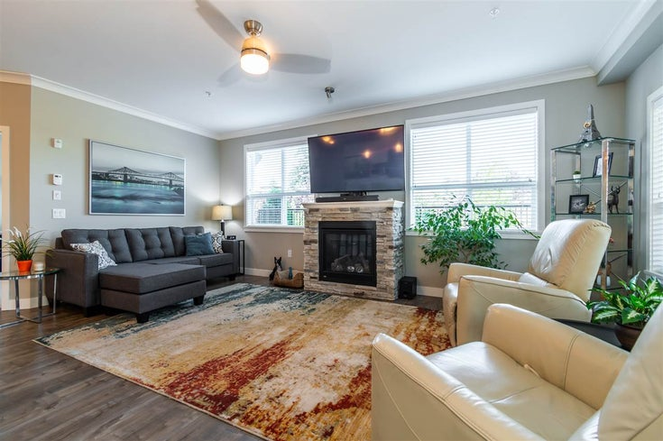 102 45630 SPADINA AVENUE - Chilliwack W Young-Well Apartment/Condo for sale, 2 Bedrooms (R2483076)