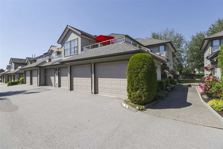 30 19160 119 AVENUE - Central Meadows Townhouse for sale, 2 Bedrooms (R2483087)