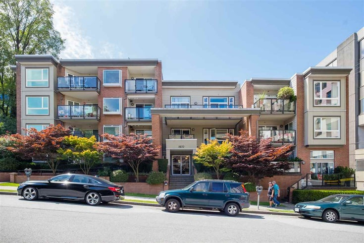 303 2577 WILLOW STREET - Fairview VW Apartment/Condo for sale, 2 Bedrooms (R2483123)