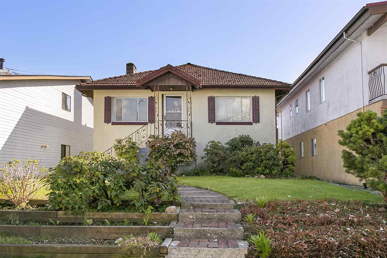 4814 PENDER STREET - Capitol Hill BN House/Single Family for sale, 4 Bedrooms (R2483163)