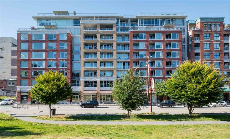 415 221 UNION STREET - Strathcona Apartment/Condo for sale, 2 Bedrooms (R2483181)