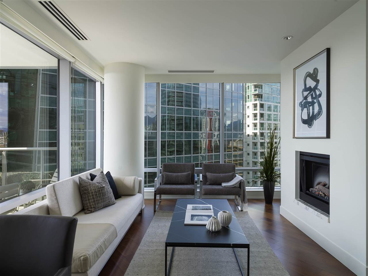 2308 1111 ALBERNI STREET - West End VW Apartment/Condo for sale, 2 Bedrooms (R2483194) - #1
