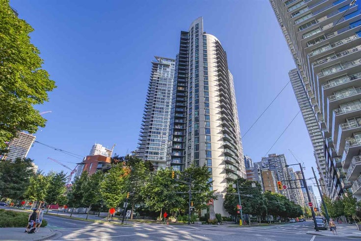 1007 501 PACIFIC STREET - Downtown VW Apartment/Condo for sale, 1 Bedroom (R2483255)