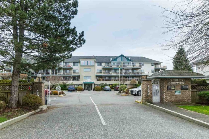 305 7500 COLUMBIA STREET - Mission BC Apartment/Condo for sale, 2 Bedrooms (R2483286)