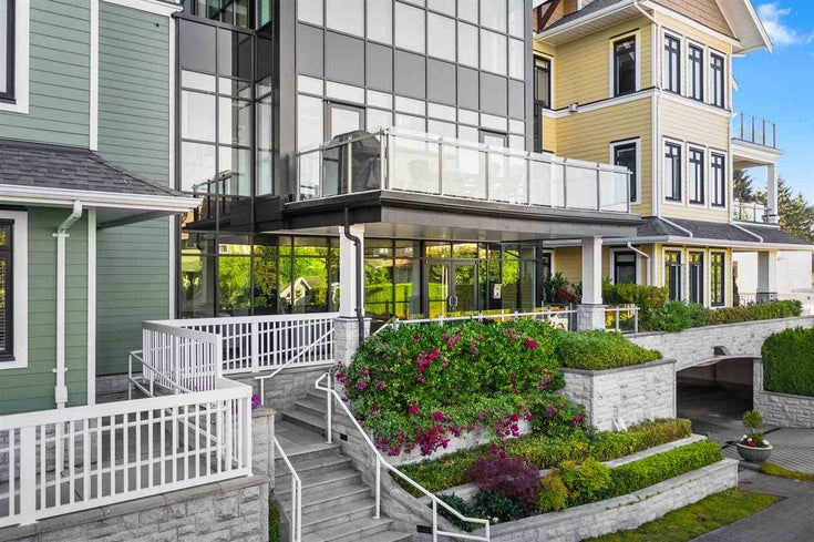 105 13251 PRINCESS STREET - Steveston South Apartment/Condo for sale, 2 Bedrooms (R2483310)