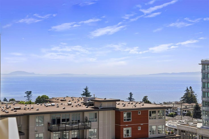 1002 1455 GEORGE STREET - White Rock Apartment/Condo for sale, 1 Bedroom (R2483340)