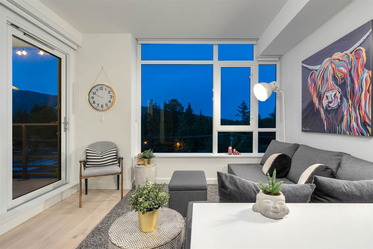 406 2738 LIBRARY LANE - Lynn Valley Apartment/Condo for sale, 1 Bedroom (R2483342) - #1