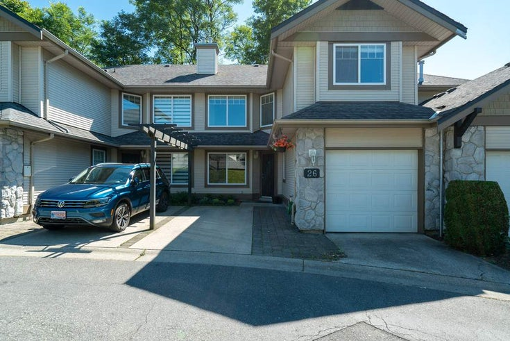 26 8888 151 STREET - Bear Creek Green Timbers Townhouse for sale, 3 Bedrooms (R2483346)