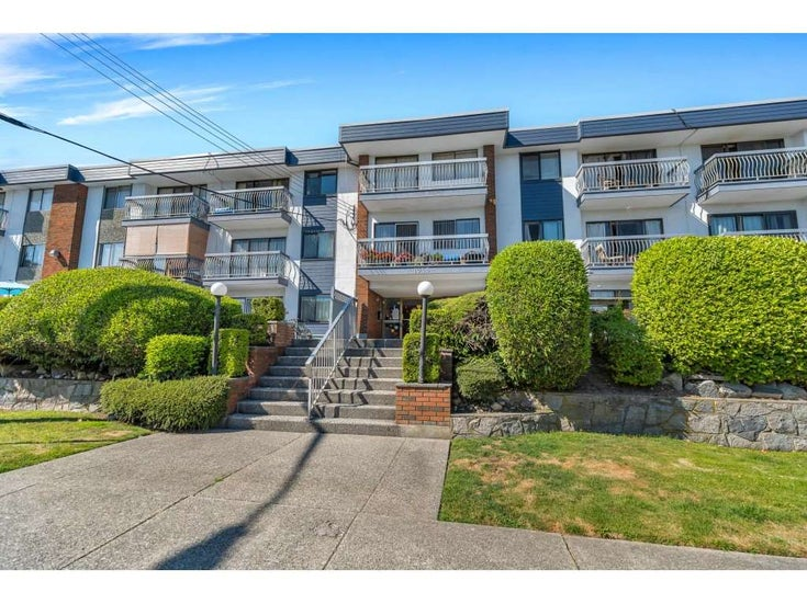 308 1045 HOWIE AVENUE - Central Coquitlam Apartment/Condo for sale, 1 Bedroom (R2483389)
