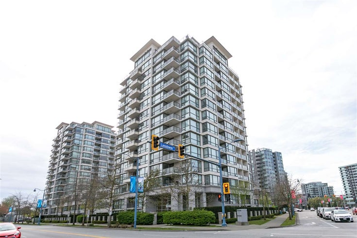 202 7575 ALDERBRIDGE WAY - Brighouse Apartment/Condo for sale, 1 Bedroom (R2483403)