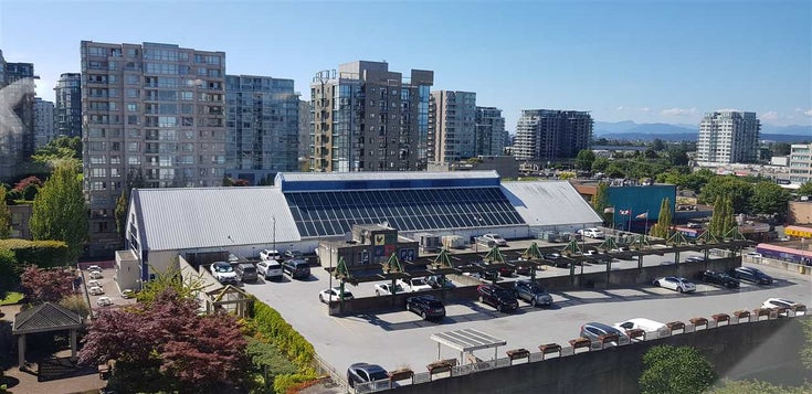 1008 6119 COONEY ROAD - Brighouse Apartment/Condo for sale, 1 Bedroom (R2483404)