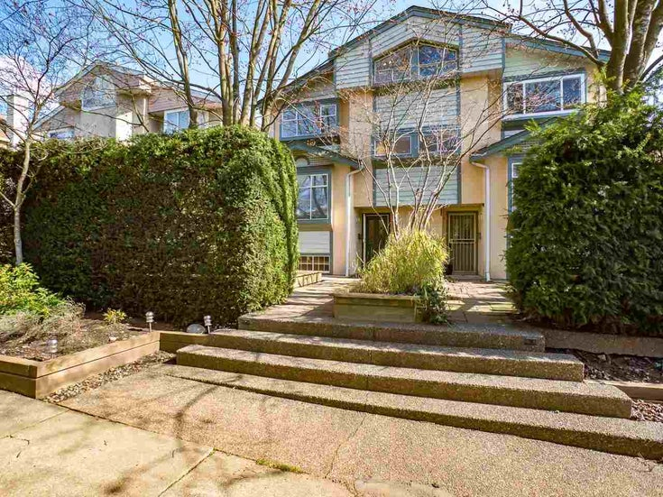 8490 FRENCH STREET - Marpole 1/2 Duplex for sale, 3 Bedrooms (R2483416)