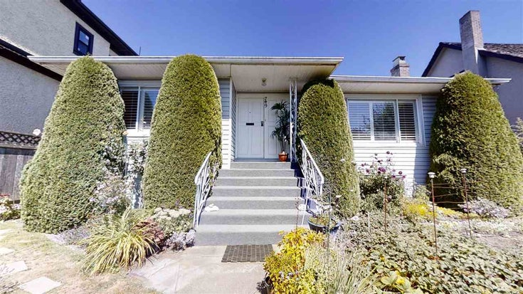 749 W 63RD AVENUE - Marpole House/Single Family for sale, 3 Bedrooms (R2483452)