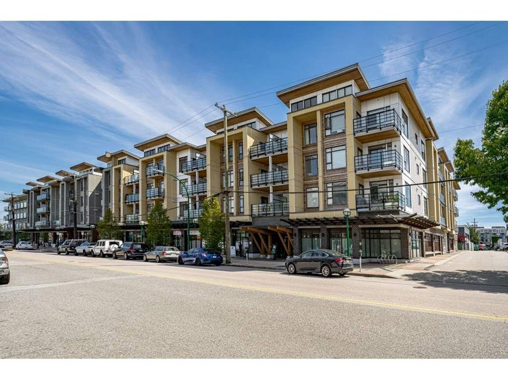 226 5248 GRIMMER STREET - Metrotown Apartment/Condo for sale, 1 Bedroom (R2483485)