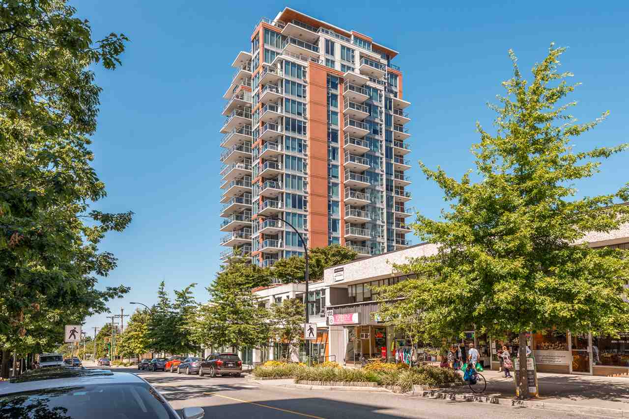 302 150 W 15TH STREET - Central Lonsdale Apartment/Condo for sale, 1 Bedroom (R2483486) - #1
