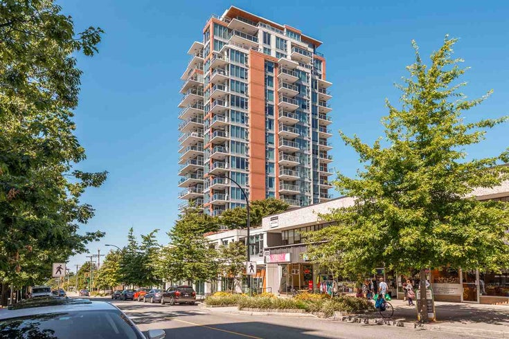 302 150 W 15TH STREET - Central Lonsdale Apartment/Condo for sale, 1 Bedroom (R2483486)