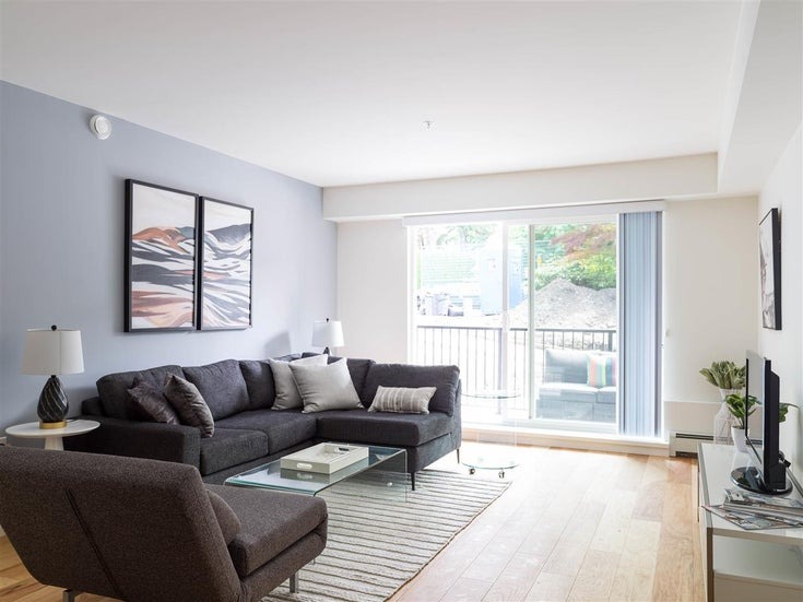 109 357 E 2ND STREET - Lower Lonsdale Apartment/Condo for sale, 1 Bedroom (R2483502)