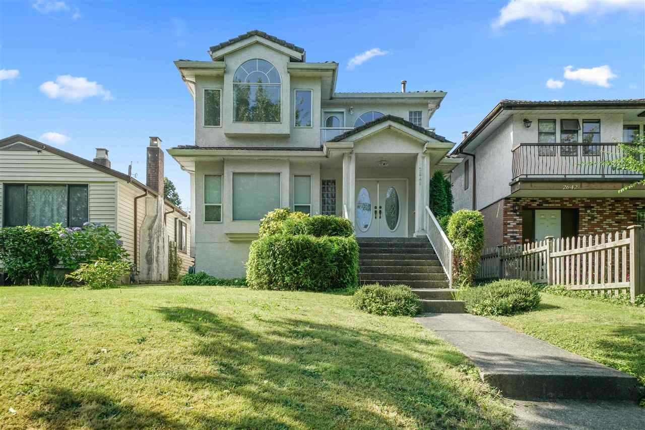 2646 E 18TH AVENUE - Renfrew Heights House/Single Family for sale, 4 Bedrooms (R2483507)