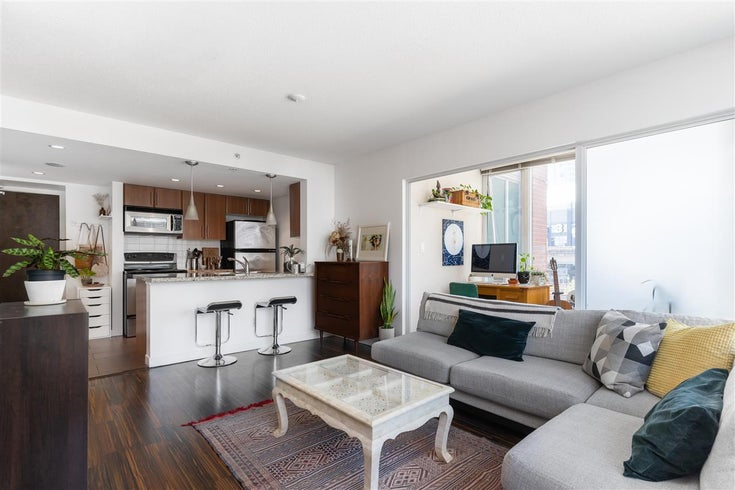 506 688 ABBOTT STREET - Downtown VW Apartment/Condo for sale, 1 Bedroom (R2483559)