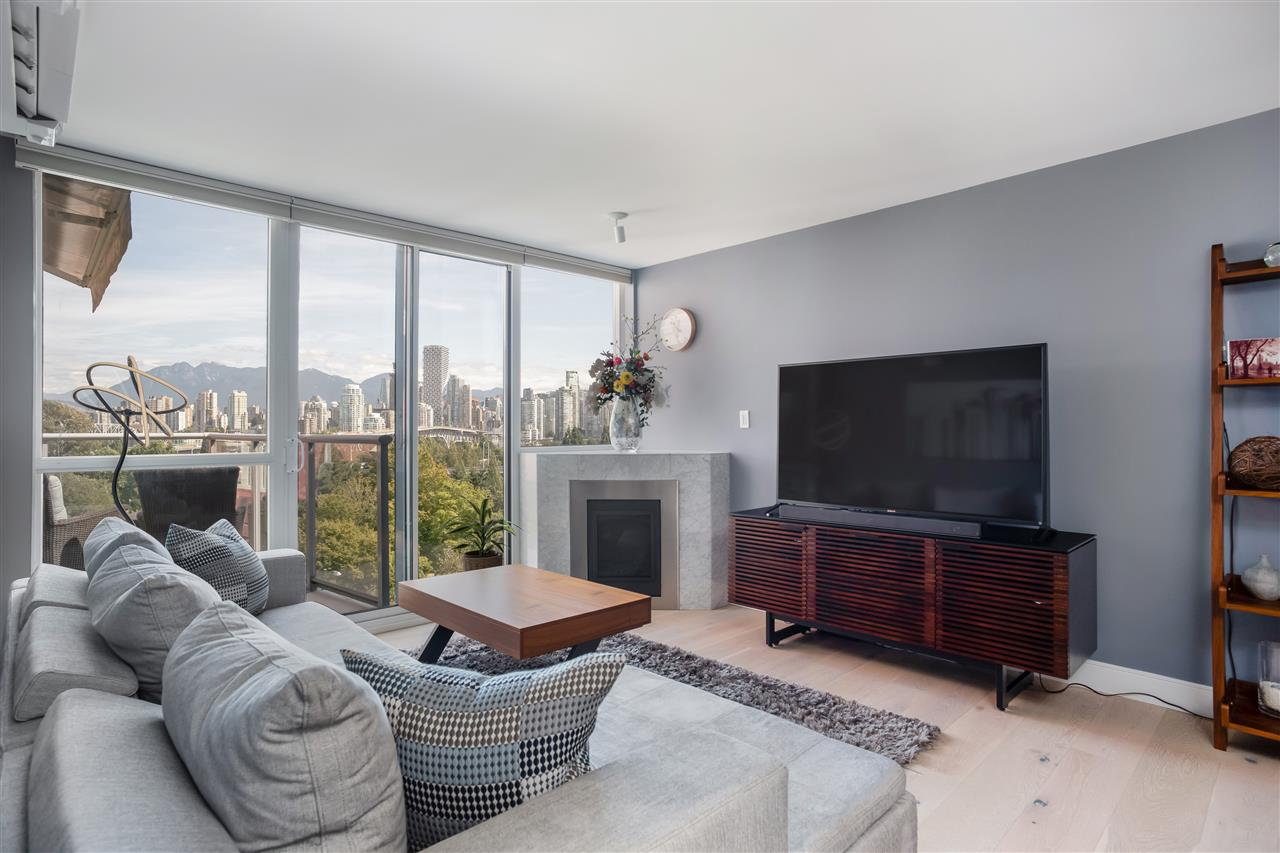 611 1485 W 6TH AVENUE - Fairview VW Apartment/Condo for sale, 2 Bedrooms (R2483560) - #1