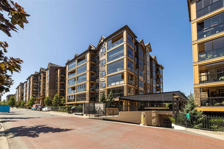 311 8157 207 STREET - Willoughby Heights Apartment/Condo for sale, 3 Bedrooms (R2483561)