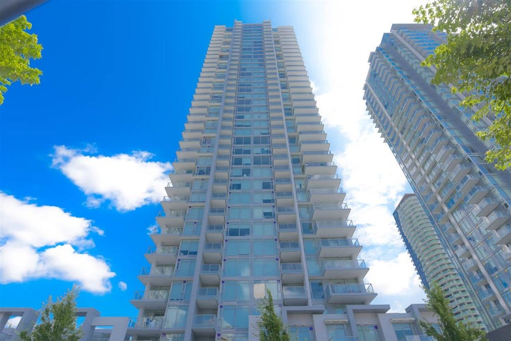 809 6538 NELSON AVENUE - Metrotown Apartment/Condo for sale, 2 Bedrooms (R2483586)