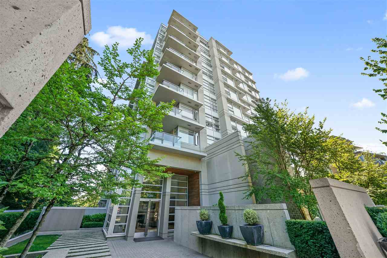 712 9266 UNIVERSITY CRESCENT - Simon Fraser Univer. Apartment/Condo for sale, 2 Bedrooms (R2483600)