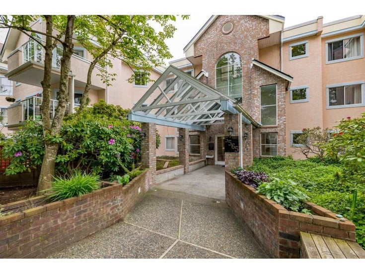 309 5565 BARKER AVENUE - Central Park BS Apartment/Condo for sale, 2 Bedrooms (R2483615)