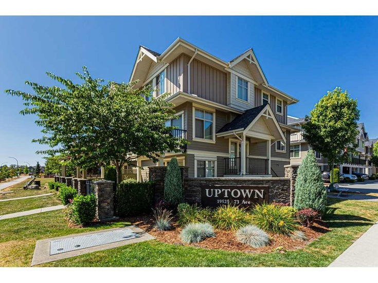 66 19525 73 AVENUE - Clayton Townhouse for sale, 3 Bedrooms (R2483622)