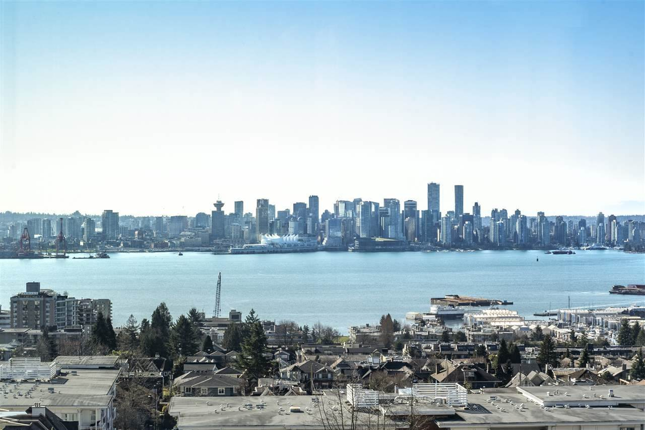 905 1320 CHESTERFIELD AVENUE - Central Lonsdale Apartment/Condo for sale, 2 Bedrooms (R2483665) - #1
