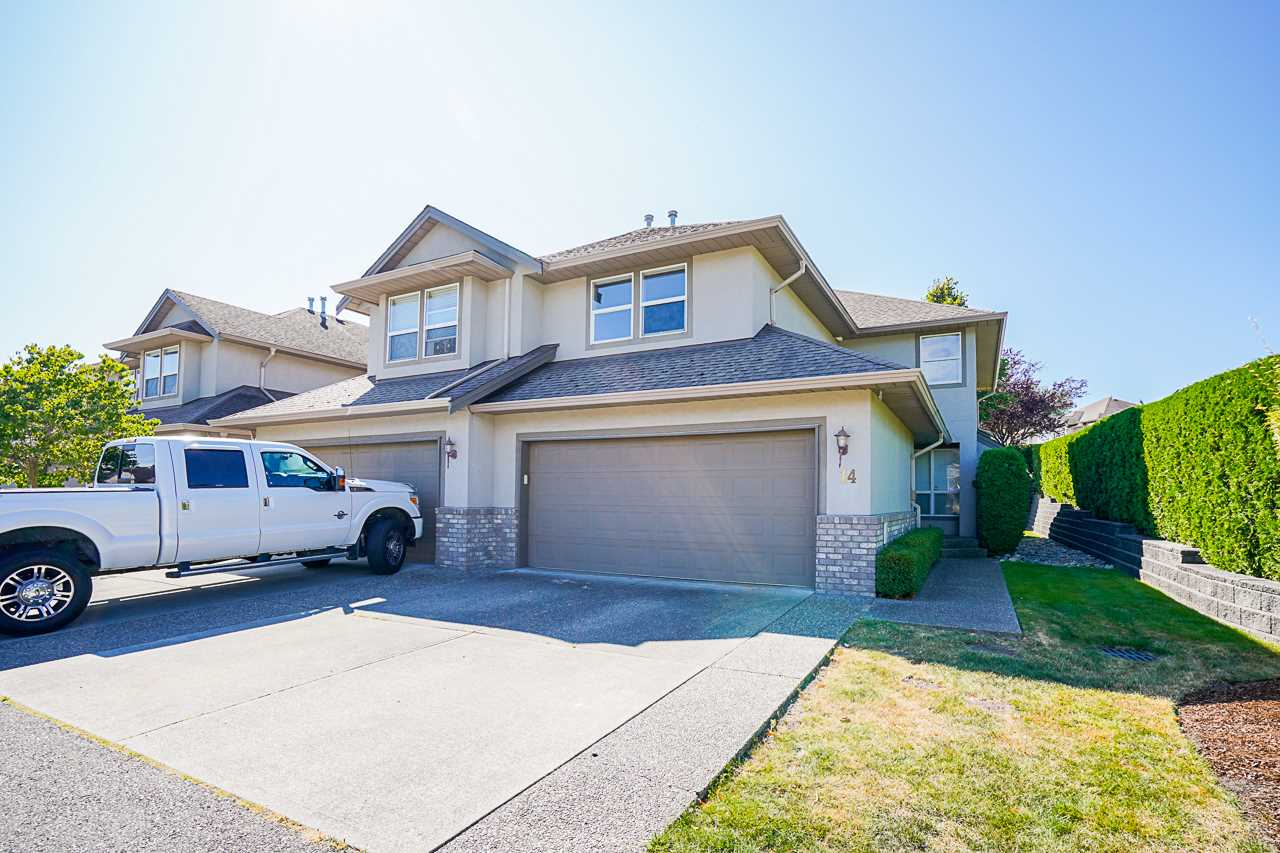 14 2525 YALE COURT - Abbotsford East Townhouse for sale, 3 Bedrooms (R2483666) - #1