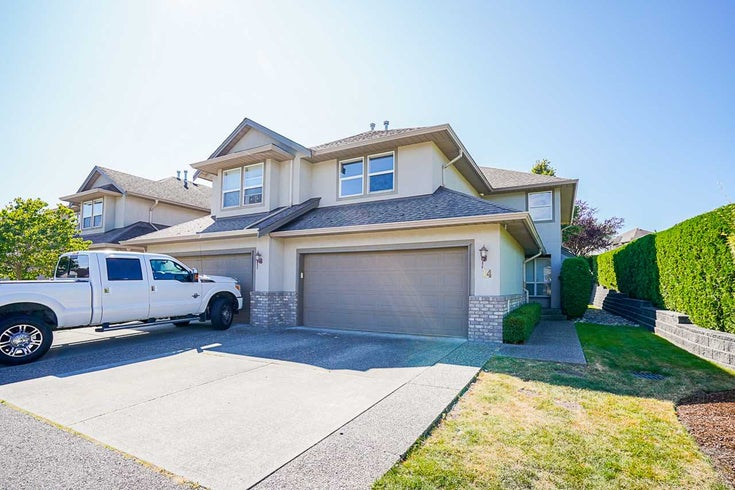 14 2525 YALE COURT - Abbotsford East Townhouse for sale, 3 Bedrooms (R2483666)