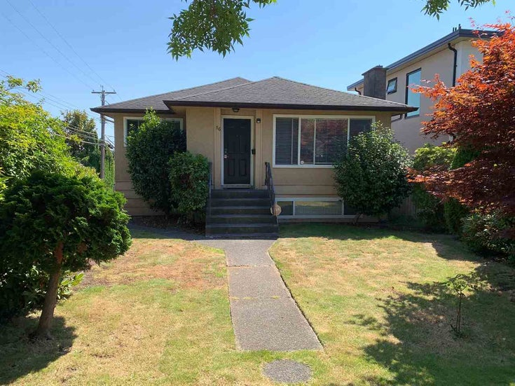 16 W 61ST AVENUE - Marpole House/Single Family for sale, 5 Bedrooms (R2483679)