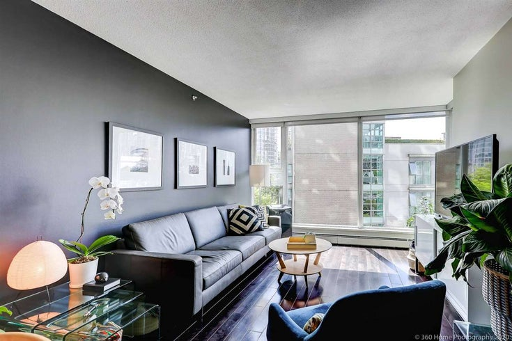 708 1008 CAMBIE STREET - Yaletown Apartment/Condo for sale, 2 Bedrooms (R2483689)