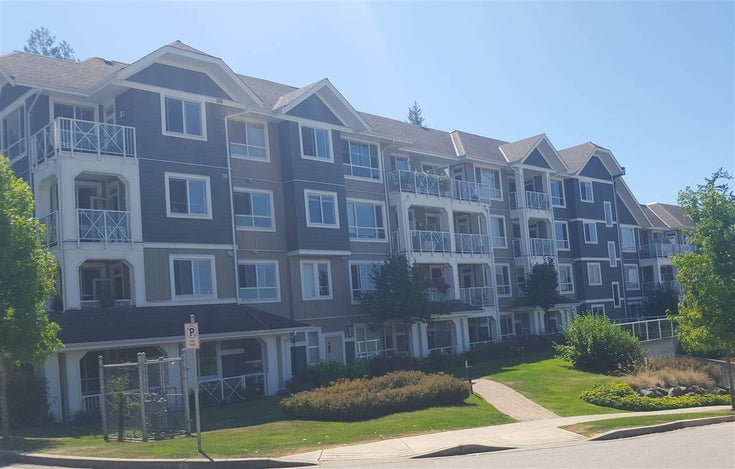 201 16388 64 AVENUE - Cloverdale BC Apartment/Condo for sale, 1 Bedroom (R2483722)