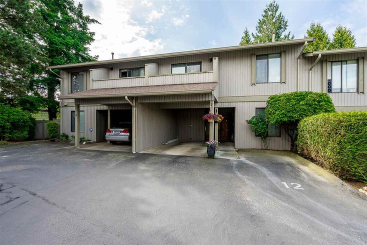 12 32858 LANDEAU PLACE - Central Abbotsford Townhouse for sale, 3 Bedrooms (R2483732)