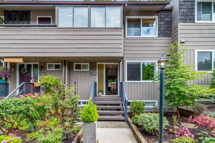 2315 MOUNTAIN HIGHWAY - Lynn Valley Townhouse for sale, 3 Bedrooms (R2483736)