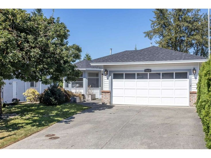 22839 125A AVENUE - East Central House/Single Family for sale, 3 Bedrooms (R2483782)