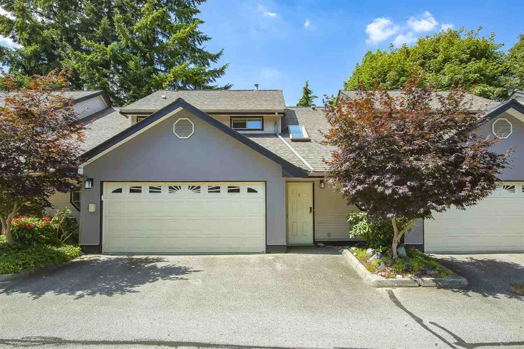 8 20841 DEWDNEY TRUNK ROAD - Northwest Maple Ridge Townhouse for sale, 3 Bedrooms (R2483806)