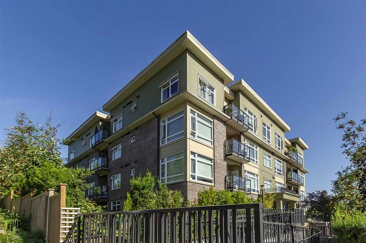 201 11566 224 STREET - East Central Apartment/Condo for sale, 2 Bedrooms (R2483821)