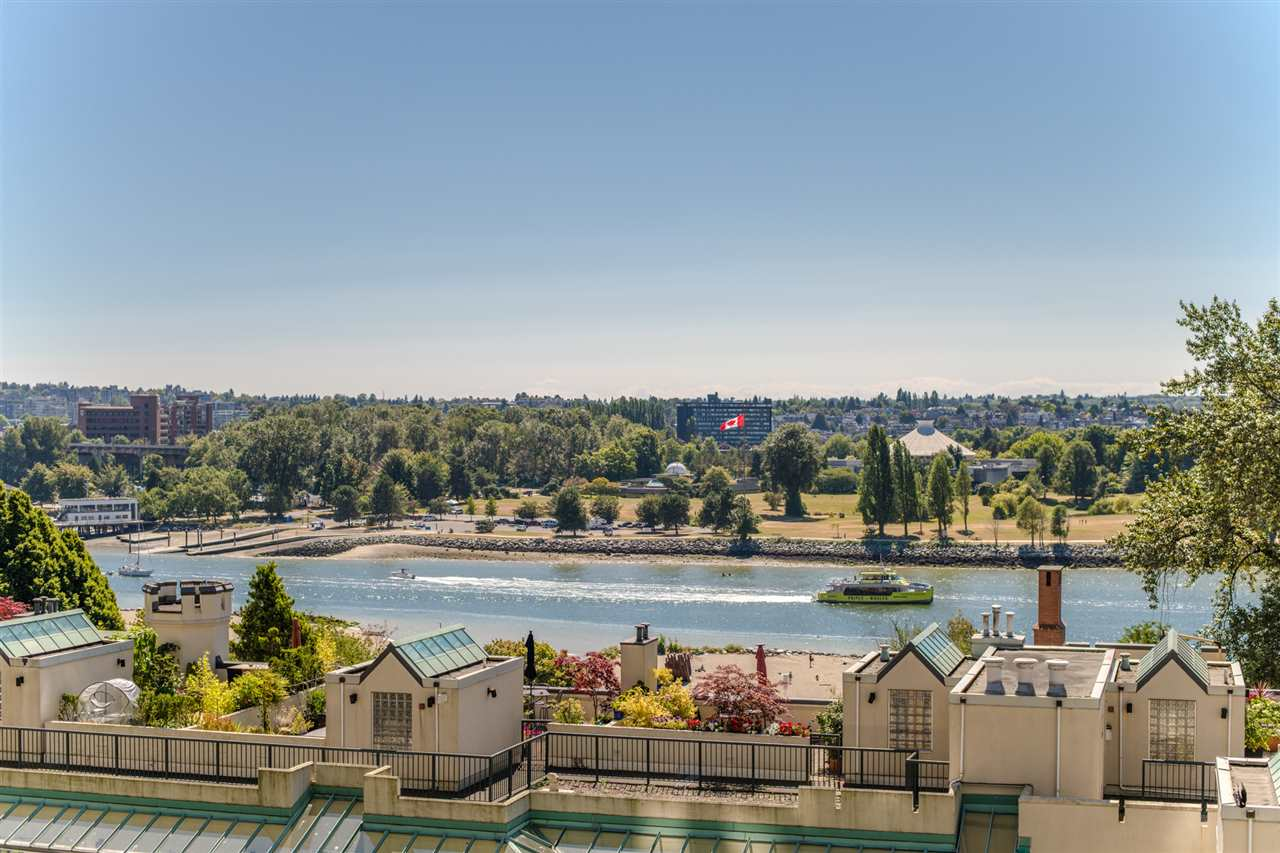407 1330 HARWOOD STREET - West End VW Apartment/Condo for sale, 2 Bedrooms (R2483833) - #1