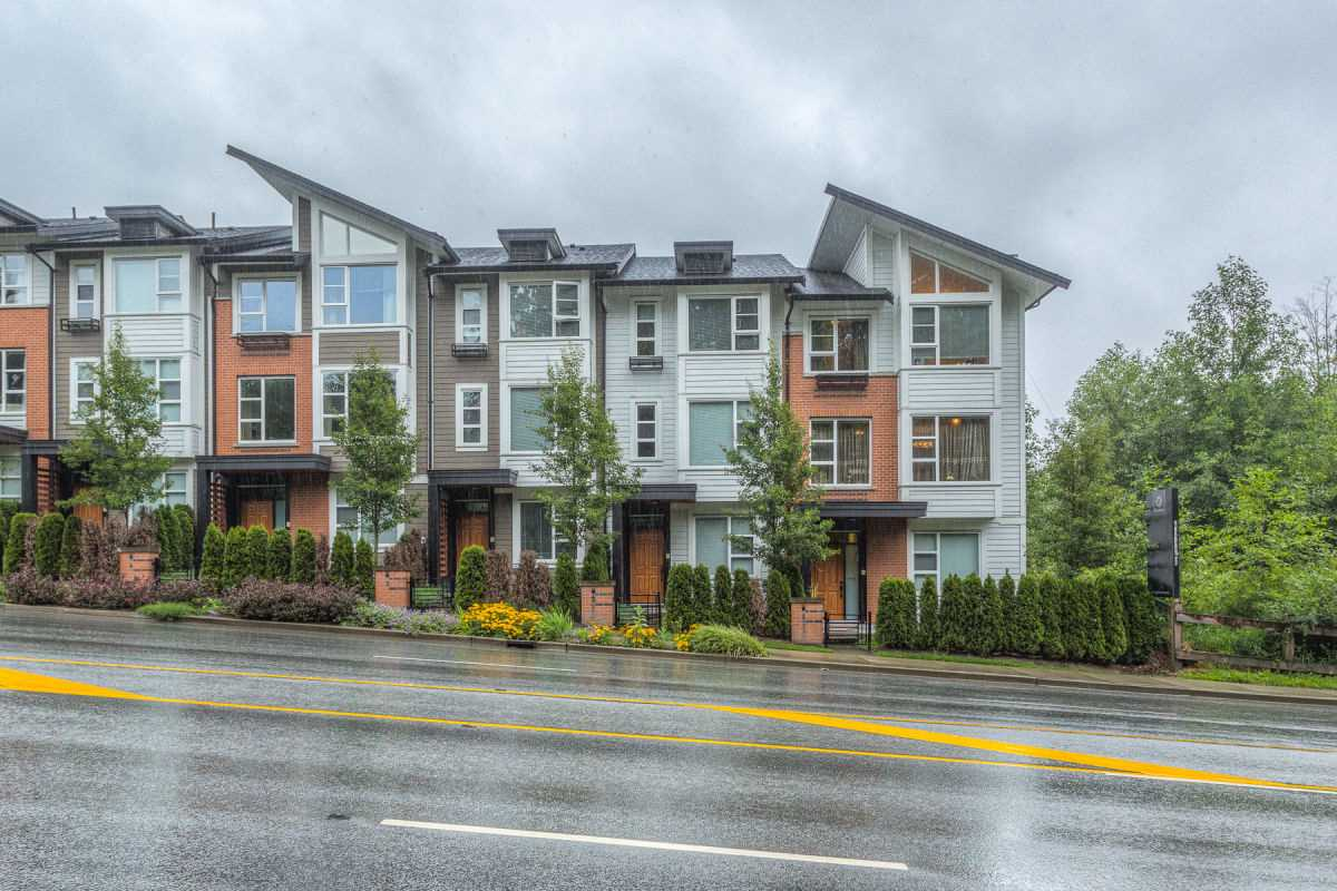 1 1299 COAST MERIDIAN ROAD - Burke Mountain Townhouse for sale, 4 Bedrooms (R2483834) - #1