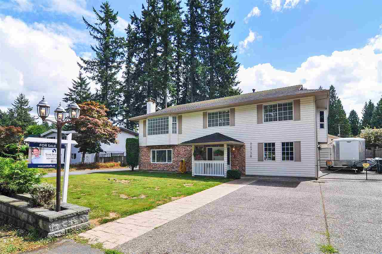 20736 39 AVENUE - Brookswood Langley House/Single Family for sale, 4 Bedrooms (R2483879) - #1
