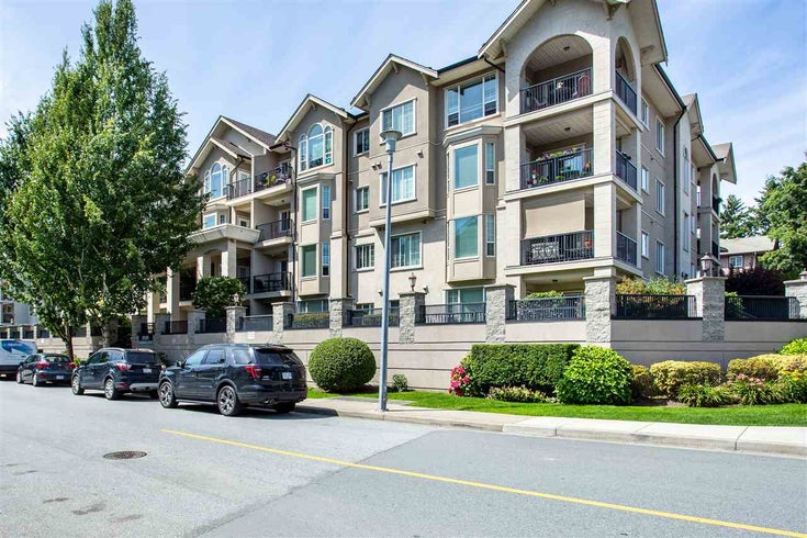 401 20281 53A AVENUE - Langley City Apartment/Condo for sale, 2 Bedrooms (R2483942)