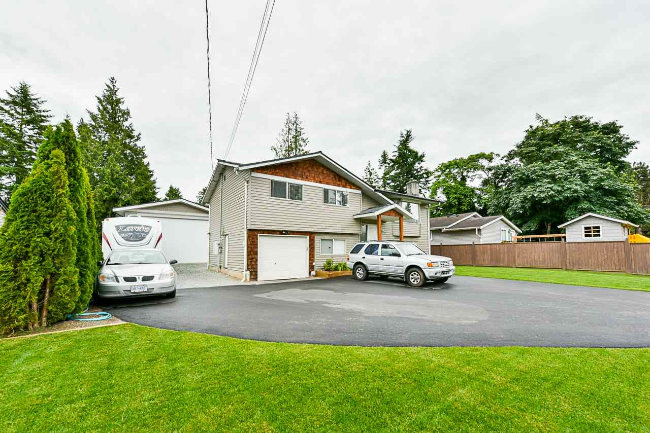 4024 206A STREET - Brookswood Langley House/Single Family for sale, 5 Bedrooms (R2483956) - #1