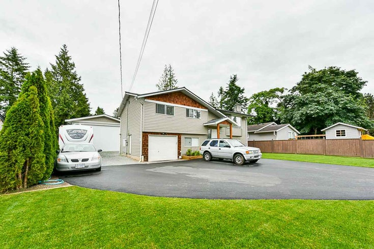 4024 206A STREET - Brookswood Langley House/Single Family for sale, 5 Bedrooms (R2483956)
