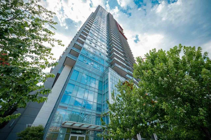 1605 4688 KINGSWAY - Metrotown Apartment/Condo for sale, 1 Bedroom (R2483982)